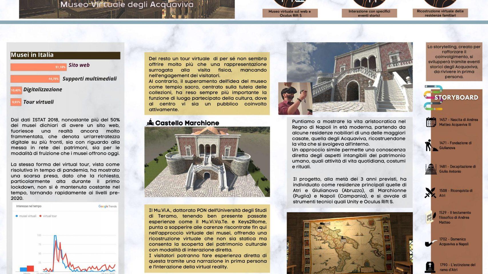 Carmine Christian Ruocco - Musei Virtuali oggi: il caso del costituendo Mu.Vi.A.